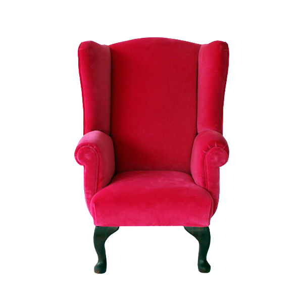 Child's Wing Chair | Kingston Traditional Upholstery