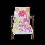 Child's Open Armchair