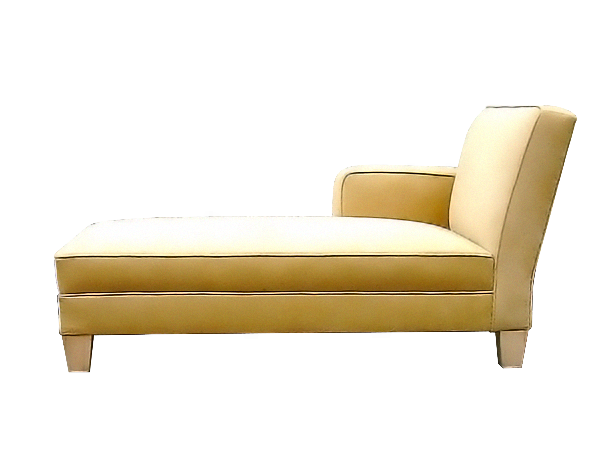 Modern day chaise longue kingston traditional upholstery - Chaise medaillon moderne ...