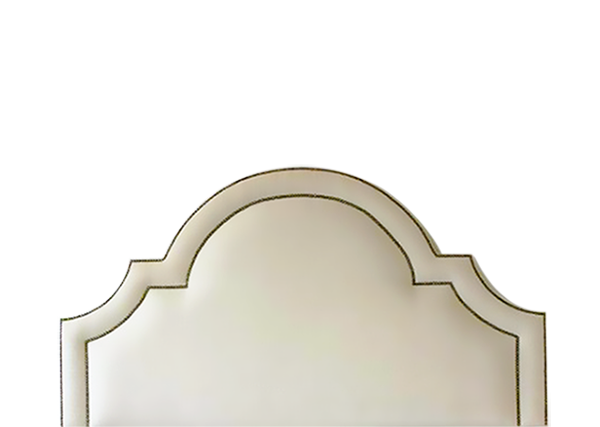 Curved Headboard Kingston Traditional Upholstery